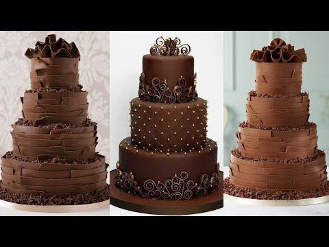 Delicious Chocolate Cake Ideas | Chocolate Cake Hacks | How To Make Cake Decorating Recipes