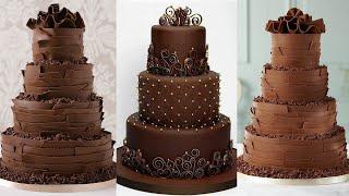 Delicious Chocolate Cake Ideas   Chocolate Cake Hacks   How To Make Cake Decorating Recipes смотреть онлайн в хорошем качестве - VIDEOOO