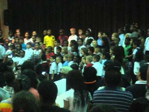 Greenway Park Elementary School Spring Concert 3
