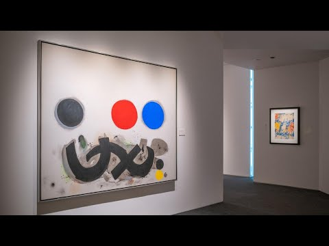 From Picasso to Motherwell: A Singular Vision of 20th Century Artistic Innovation