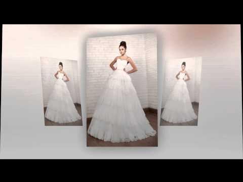 Весільний салон Рівне DeLuxe - колекція весільні сукні 2015.