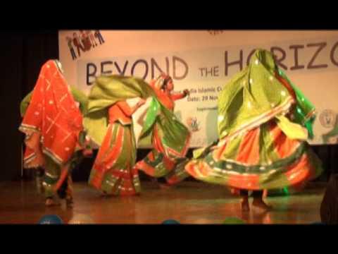 Ayo re Maro dholna song dance performance by YUVA ngo