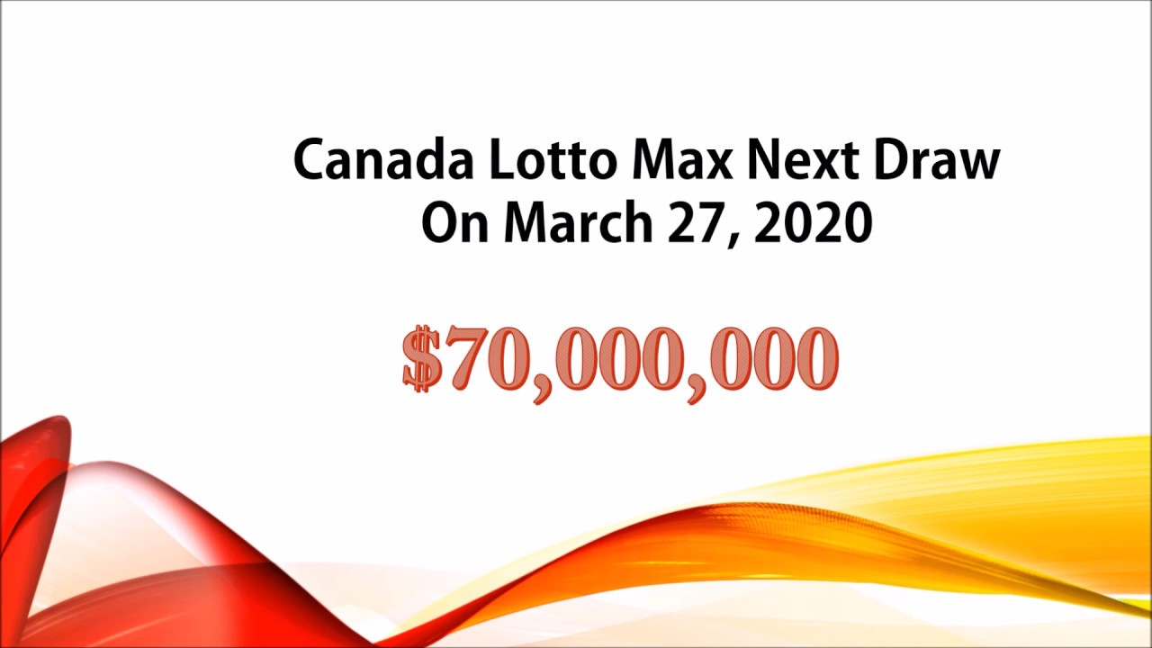Bc lotto max next draw