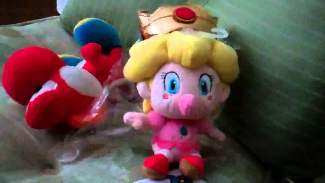 Baby Peach Plush Youtube