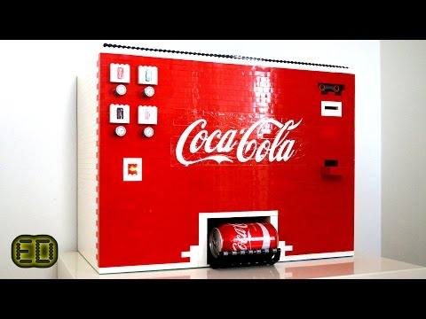 Thumbnail: Ultimate Lego Coca-Cola Machine