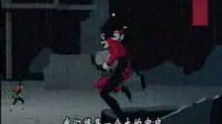 Batgirl vs Harley Quinn