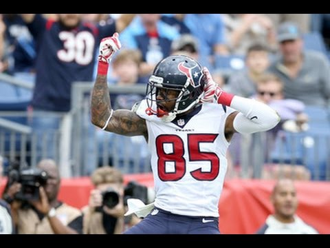 Nate Washington ᴴ ᴰ Career Titans & Texans Highlights