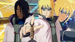 Flee on Sight! Minato 4th Hokage Flying Raijin! Online Gameplay! | Naruto to Boruto Shinobi Striker