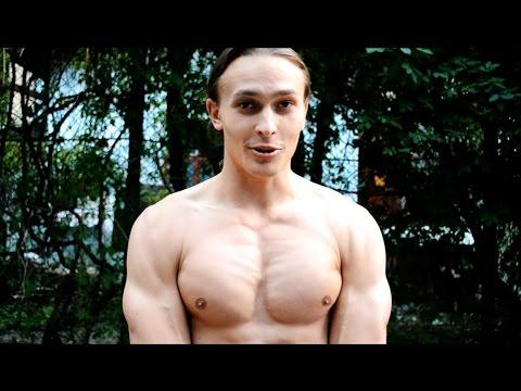 Как накачать грудные мышцы мужчине на турнике