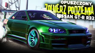 DRUGA SZANSA: OPUSZCZONY NISSAN GT-R 32/34 - Need for Speed: Payback