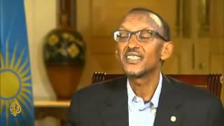 Paul Kagame 'Rwanda has its own problems' - Talk to Al Jazeera - Al Jazeera English