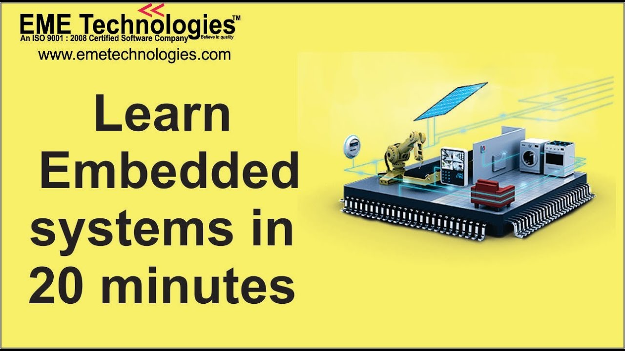 Learn Embedded systems in 20 minutes