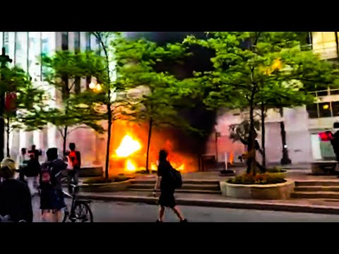 Chicago PROTEST LIVE: Day 1 | RIOT