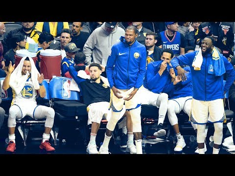 Sounds of the Game: Warriors at Clippers 1/18/19