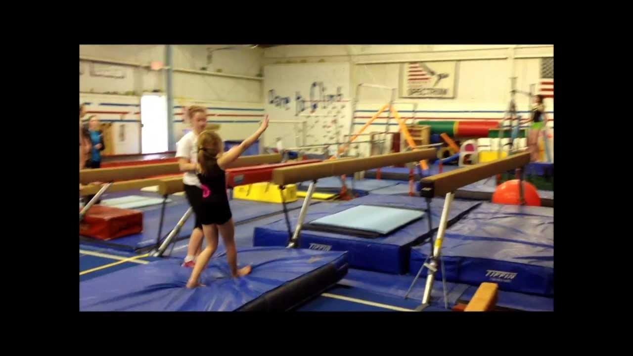 3b99e583085a Spectrum Gymnastics Academy June 2013 - YouTube