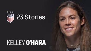 ONE NATION. ONE TEAM. 23 Stories: Kelley O'Hara