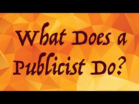 What Does a Publicist Do? | Your Questions Answered!