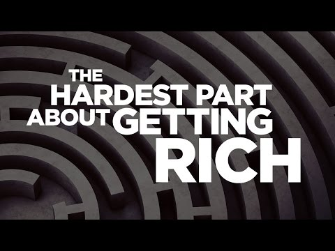 The Hardest Part About Getting Rich - Young Hustlers