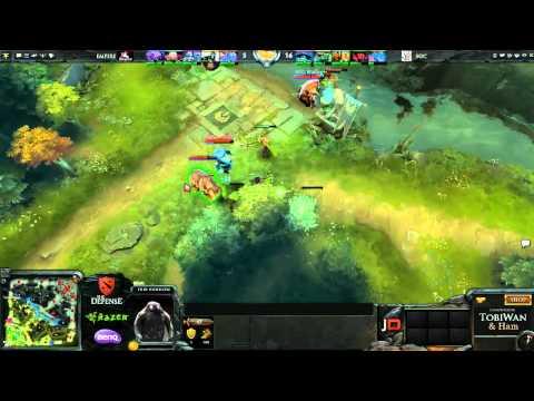 The Defense 2 - Group C - Empire vs SGC