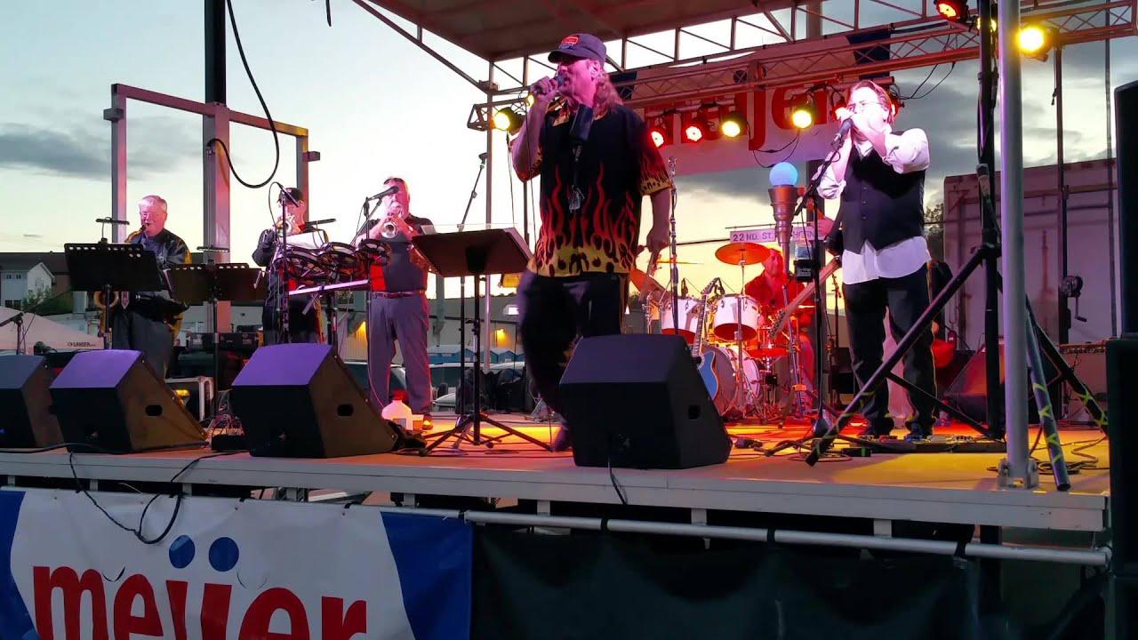 rich trueman u0026 the 22nd street horn band