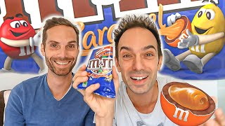 AMERICAN M&M'S FLAVOURS TASTE TEST #3