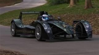 Caparo T1 driven by Mika Hakkinen