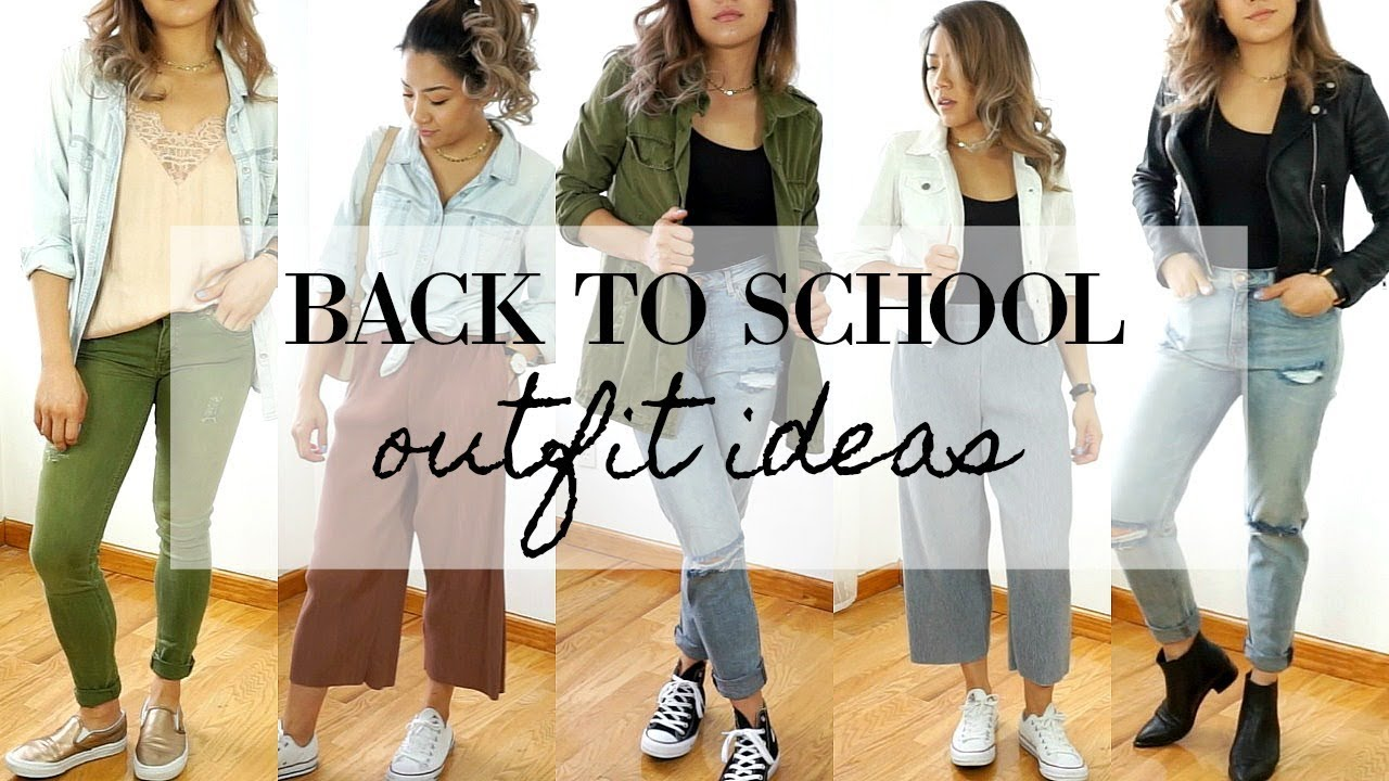 Outfits stylish for school images