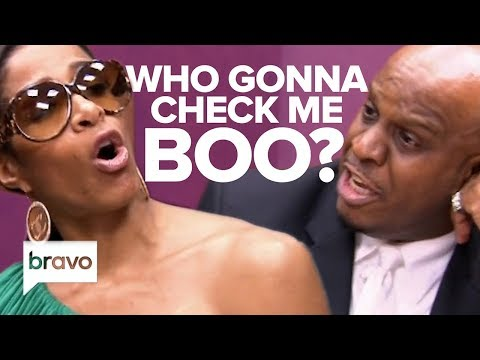 Most Savage Clapback Moments On Real Housewives Of Atlanta | Bravo