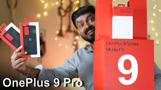 OnePlus 9 Pro Malayalam Unboxing and Review !!