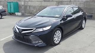 Новая Toyota Camry 2016г, гибрид, ЦЕНА, ВИДЕО!!! АВТОРЫНОК2018, зелёнка