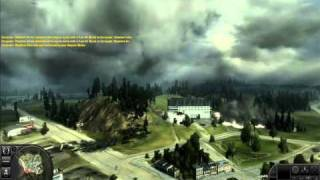 World in Conflict Gameplay  Part:2
