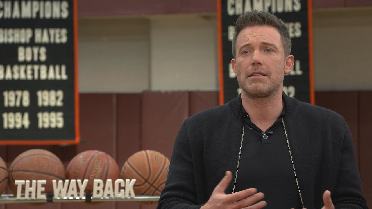 Ben Affleck on Alcoholism, Relationships and 'The Way Back' | Full Interview
