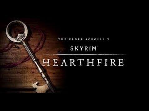 Tuto Skyrim Hearthfire Construire Sa Maison Avoir Un Chambelan Et Adopter Des Enfants