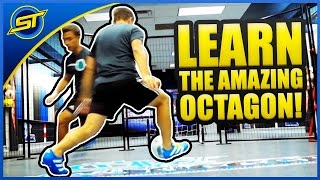 "Learn Amazing Football STREET Skill ""The Octagon"" Tutorial ★ (How To Do)"