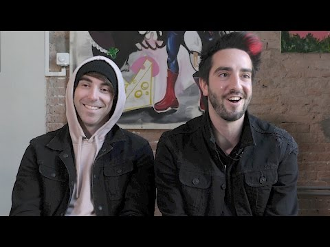 All Time Low interview - Alex Gaskarth & Jack Barakat
