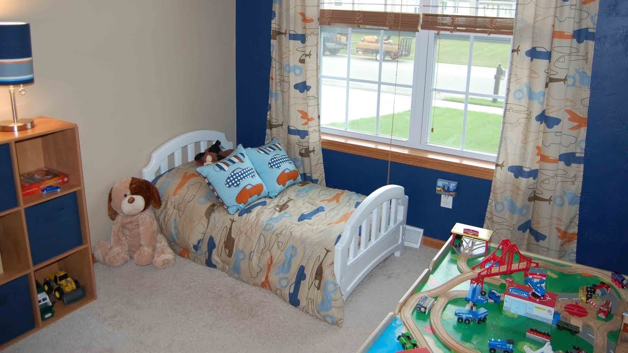 75 Creative Toddler Bedroom Ideas Boy Youtube