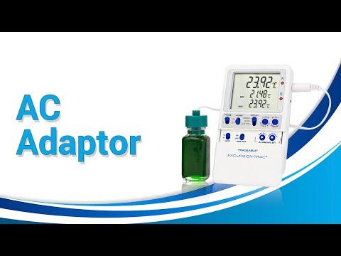 1. AC Adaptor Instructional Video