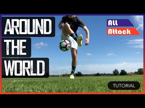 How to do The Around the World Juggling Trick | Tutorial