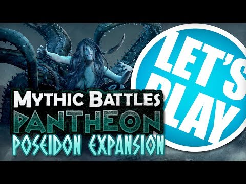 Let's Play: Mythic Battles - Blood Tide