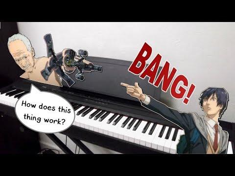Inuyashiki ED - Ai Wo Oshiete Kureta Kimi E (piano Cover)