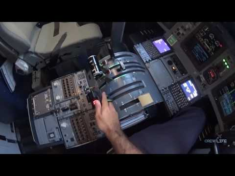 ATR 72-600 Cold and Dark Preliminary Cockpit Preparation