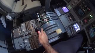 ATR 72-600 Cold and Dark Startup