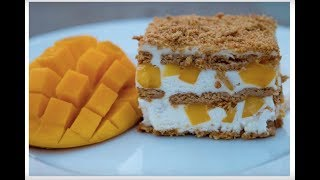 Delicious Graham Cake