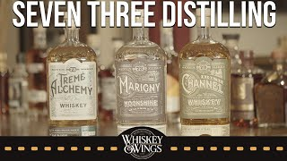 Whiskey and Wings   Seven Three Distilling Co.