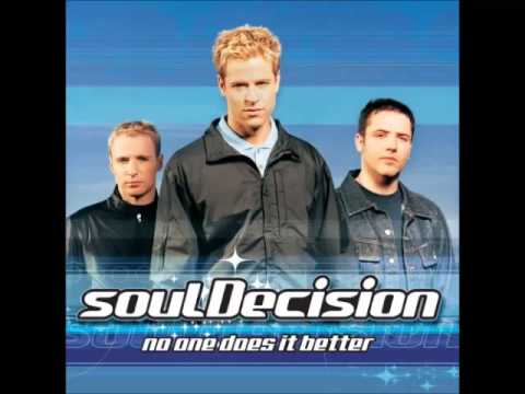 soulDecision -- Ooh It's Kind Of Crazy