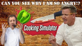 Cooking Simulator Lets PLAY | Cooking Simulator Gameplay PC | Cooking Simulator (PC/Steam) | Ep.1