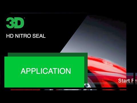Ferrari Scaglietti 612 HD Nitro Seal Application