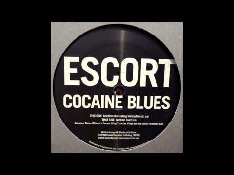 Escort - Cocaine Blues (Greg Wilson Remix)