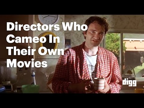 Directors Who Cameo In Their Own Movies