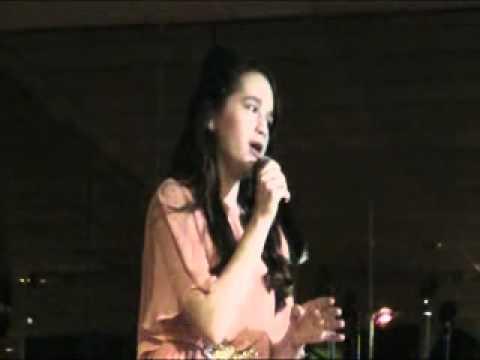 """F Factor Finals 2012 Chloe Ann Foster """"Pie Jesu"""" Opera Classic Cover"""